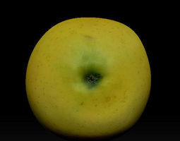 green apple 3D