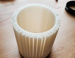 3d print model tau cup