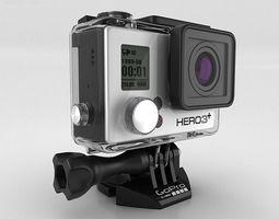 3D GoPro HERO3 Plus