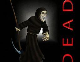 Dead for Unity 3D asset