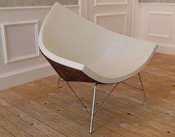 Coconut Chair 3D model
