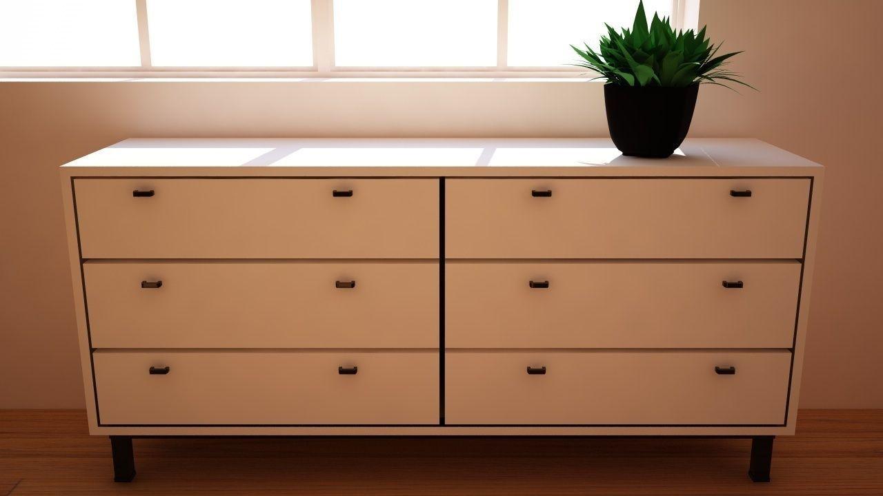 Dresser from bedroom