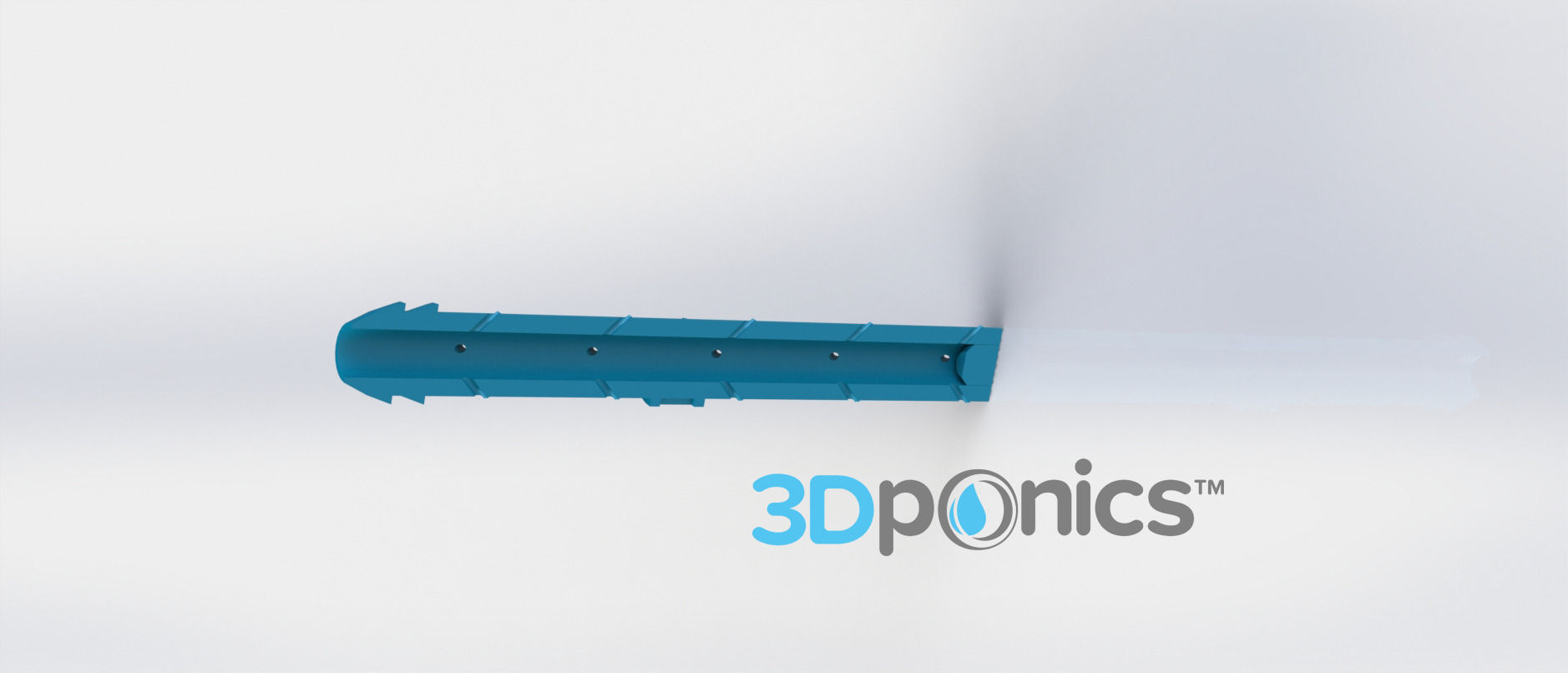Sprinkler For Roots 3 8 Inch 3dponics Dr Free 3d