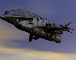3d federation cargo military