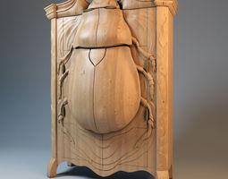 3D Beetle Cabinet