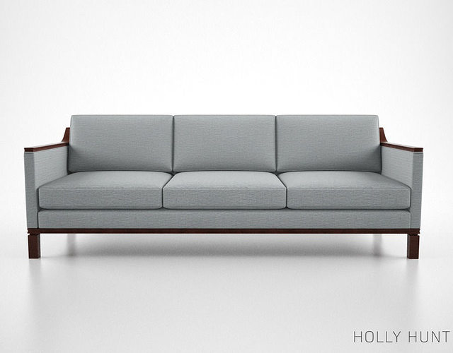 Holly Hunt Vienna Sofa Model