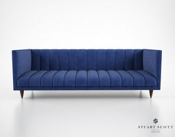Union Jack Leather Couch