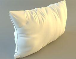 Throw Pillow 3D