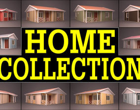 3D model HOME COLLECTION 3