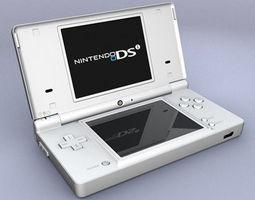 Nintendo DSi 3D model
