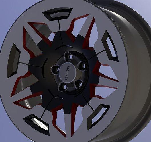Wheel 2013
