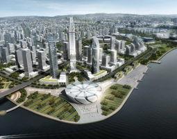 City Planning 042a 3D model