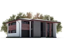 3D model House architecture