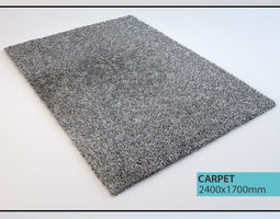 3D model Carpet photoreal