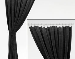 curtains 23 3d