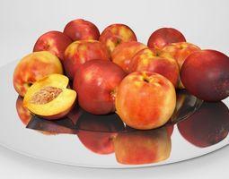 vp nectarines 3d model