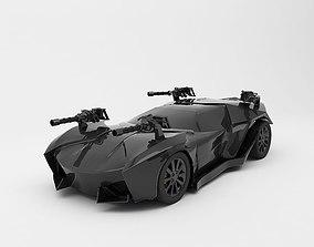 Concept Car 3D Model concept-car