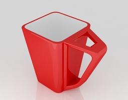 Fancy Cup 3D model