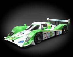 3d mazda b09-86 dyson racing 2010