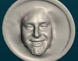 3D printable model Blatt coin