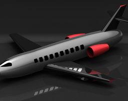 3D model Flight
