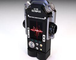 3D model recorder