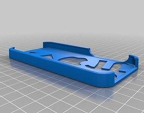 3D printable model I Love Apple Pie Iphone 55c5s case