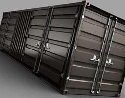 Container MC30 3D model