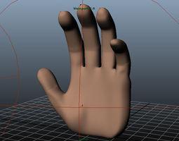 3D print model Human Hand