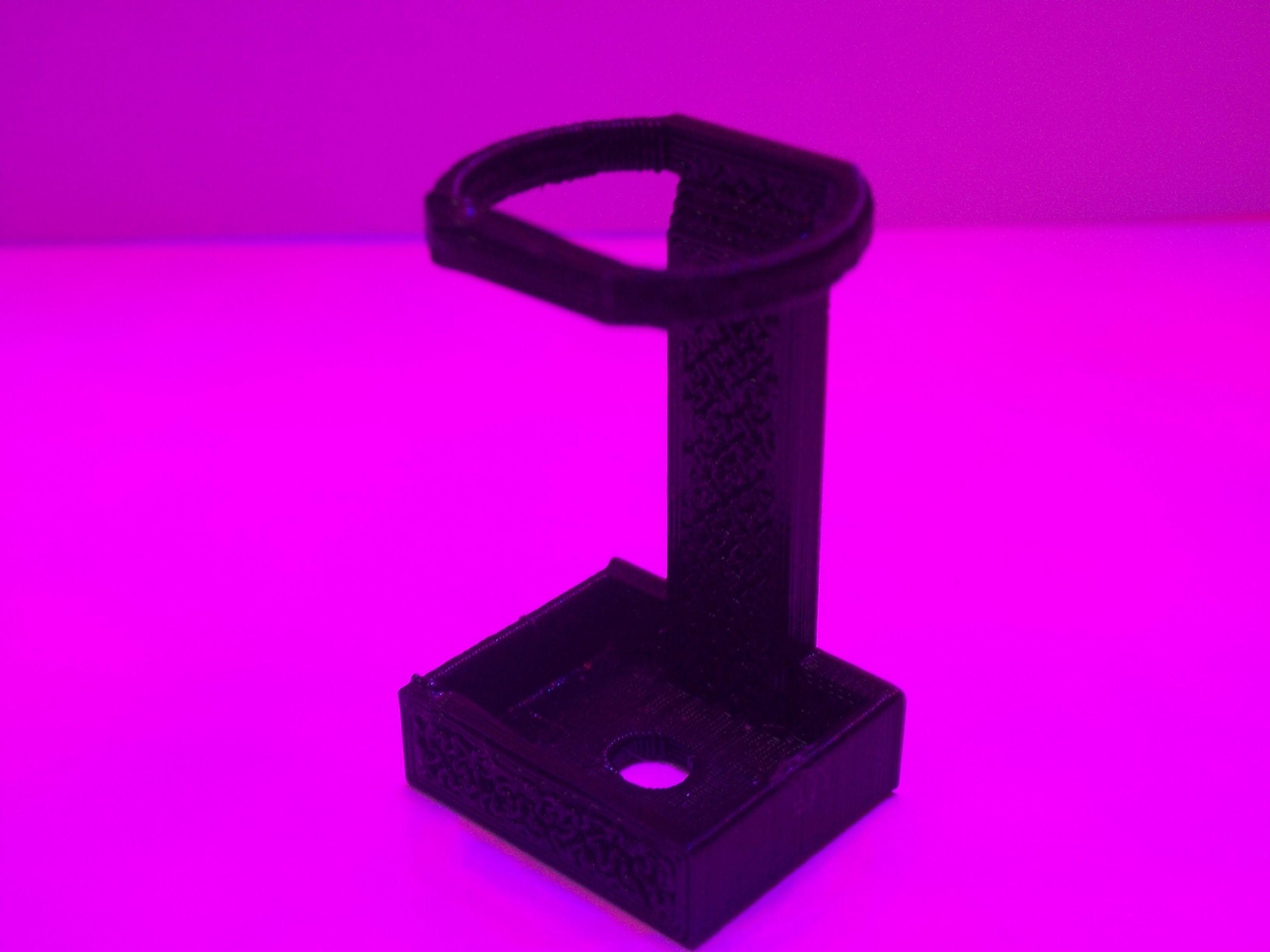 support brosse a dent 3d model 3d printable stl. Black Bedroom Furniture Sets. Home Design Ideas