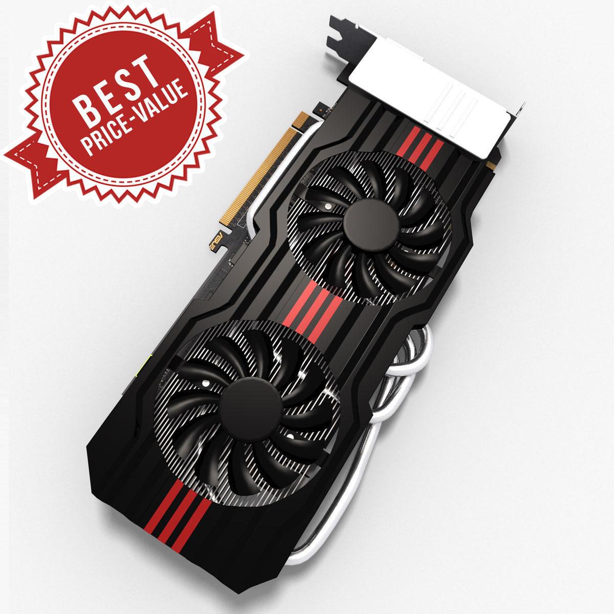 Graphic card Nvidia Geforce GTX 660 ti