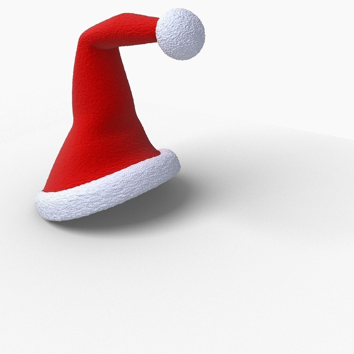 3D Christmas Cap   CGTrader