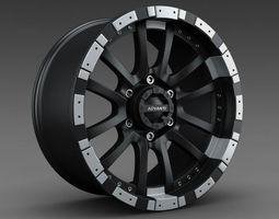 3D Advanti Racing - RC Roccia Wheel Rim