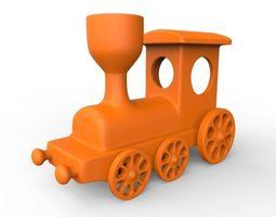 train toy 3d print model