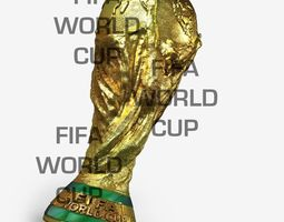 Fifa World Cup Trophy 3D
