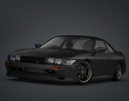 Nissan Silvia S13 1994 sport 3D