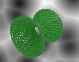 3D print model Hyperboloid Math Art