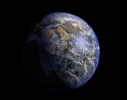 world Earth 3D