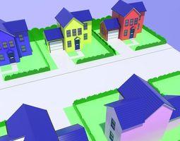 street scenes 3D