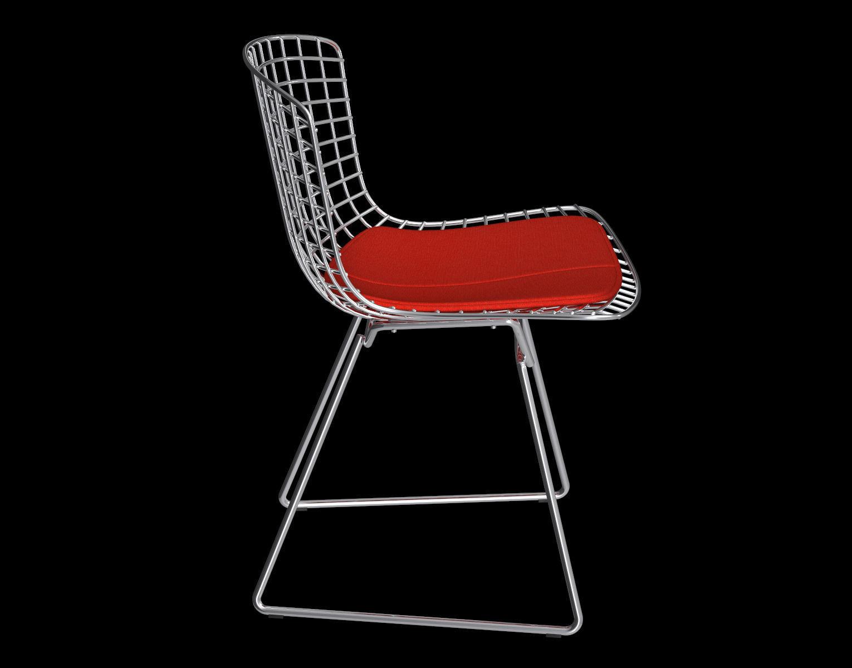 Bertoia chair knoll - Bertoia Side Chair Knoll 3d Model Max Obj Fbx 1