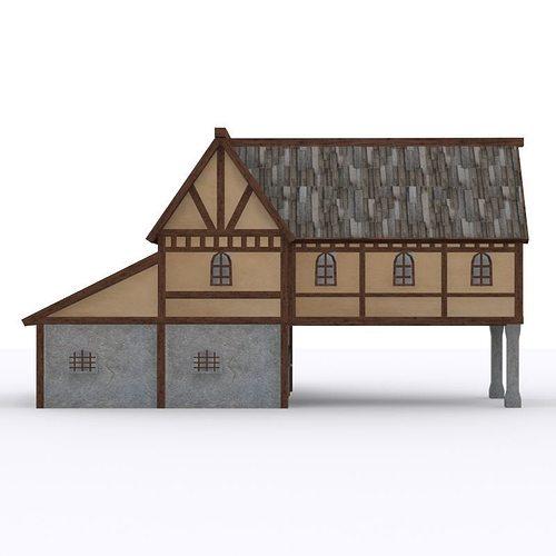 Model house village