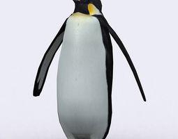 3DRT - Penguin 3D Model