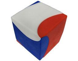 cubic trisection 3d print model
