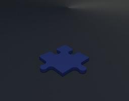puzzle 3d print model