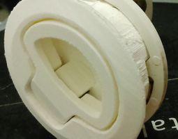 Southco Non Locking Latch M1 3D print model