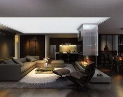 3d model ht penthouse 300