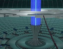 power station 3D