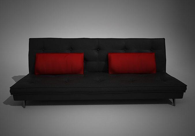 Sofa Nomade Express Fsl002 3d Model Cgtrader
