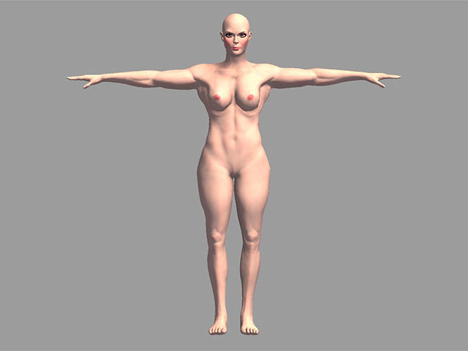 Muscular women nude pics — img 15