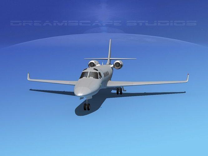 iai astra jet bare metal 3d model max obj mtl 3ds lwo lw lws dxf stl 1